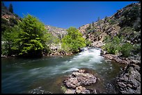 Kern River. Giant Sequoia National Monument, Sequoia National Forest, California, USA ( color)