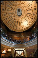 Dome and Quincy Market Colonnade. Boston, Massachussets, USA (color)