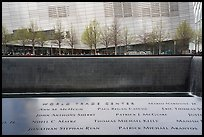 9/11 Memorial and Museum. NYC, New York, USA ( color)