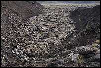 Broken Top lava flow. Craters of the Moon National Monument and Preserve, Idaho, USA ( )