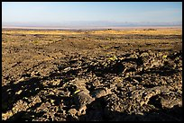 Immense Wapi lava flow and Snake River Plain. Craters of the Moon National Monument and Preserve, Idaho, USA ( )