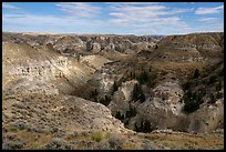 Valley of the Walls. Upper Missouri River Breaks National Monument, Montana, USA ( color)