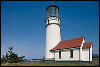 Lighthouse at Cape Blanco. Oregon, USA