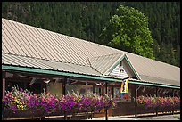 General Store, Newhalem. Washington ( color)