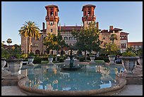 City Hall, formerly Hotel Alcazar. St Augustine, Florida, USA ( color)