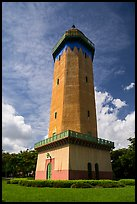 Alhambra Water Tower. Coral Gables, Florida, USA ( color)