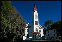 Tabernacle Baptist Church. Beaufort, South Carolina, USA ( color)
