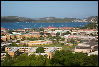 Charlotte Amalie. Saint Thomas, US Virgin Islands ( color)
