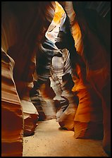 Upper Antelope Canyon. USA ( color)