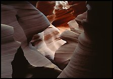 Lower Antelope Canyon. USA ( color)