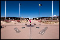 Pictures of Four Corners Monument