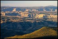 Pymn Canyon, Dansil Canyon, and Mount Dellenbaugh. Parashant National Monument, Arizona, USA ( )