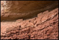 Corncob House. Canyon of the Anciens National Monument, Colorado, USA ( color)