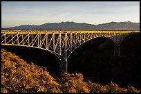 Rio Grande Gorge Bridge. Rio Grande Del Norte National Monument, New Mexico, USA ( )
