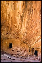 Flame Ceiling Ruin. Bears Ears National Monument, Utah, USA ( color)