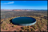 Forty Mile Water Tank. Grand Staircase Escalante National Monument, Utah, USA ( color)