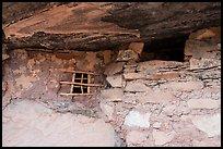 Jailhouse Ruin, lower level. Bears Ears National Monument, Utah, USA ( )