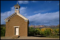 Church of Grafton. Utah, USA ( color)