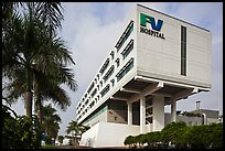 FV Hospital (one of the most modern in the country), Phu My Hung, district 7. Ho Chi Minh City, Vietnam ( color)
