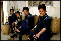 Pictures of Asian Hill Tribe People