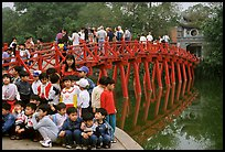 Pictures of Wooden Bridges